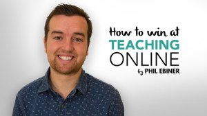 free win at teaching online