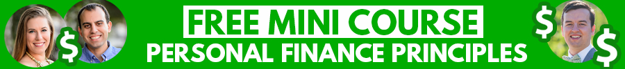 free personal finance mini course