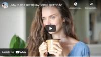 história sobre gratidão