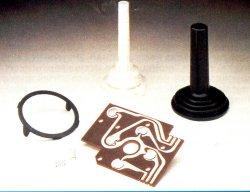Das Reparaturset für Atari-Joysticks. Ersetzen statt Neu-Kaufen. (Bild: Vogel-Verlag)