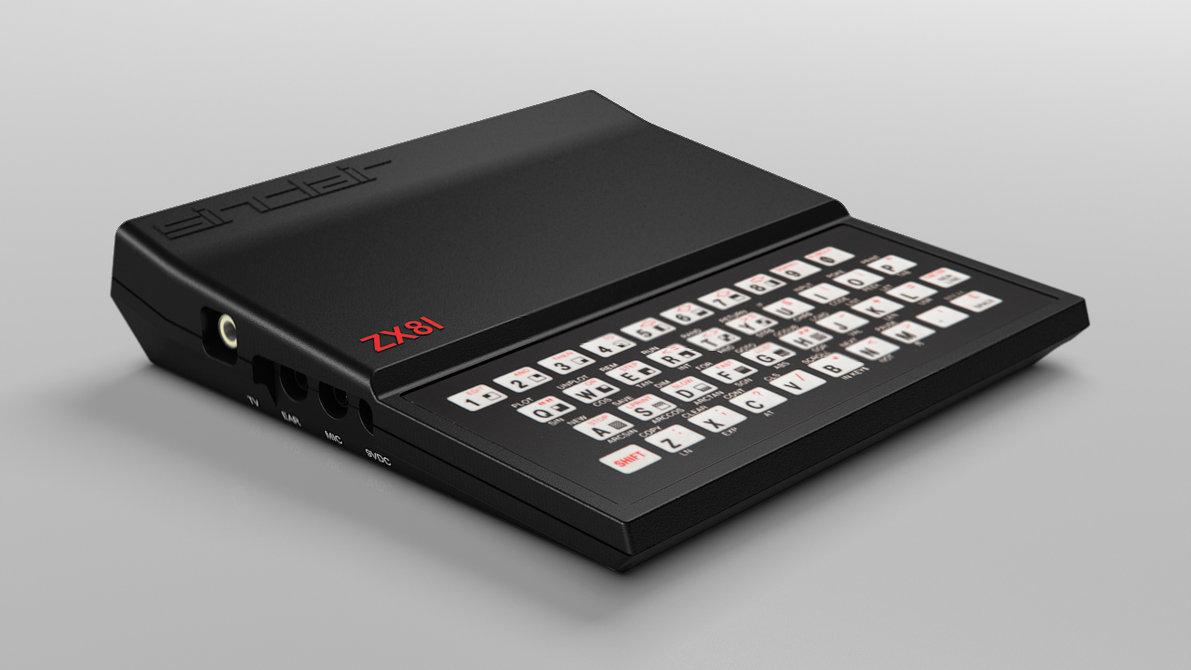 """Die ersten Programme entstanden in Basic mit der Computer AG auf dem """"schwarzen Keil. Ein toller Computer. Hier in der Computer AG waren Gleichgesinnte unter sich. (Bild: René Achter, http://3dpeek.videospielgeschichten.de)"""