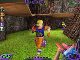 Nerf Arena von Hasbro für Windows 95. (Bild: Atari)