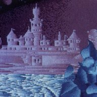 Eine typische Computergrafik aus der 1988er Herbstausgabe der Joystick. (Bild: DMV-Verlag)