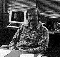 Ihor Wolosenko. (Bild: Robert Dewitt, Antic Vol. 2 No. 1, April 1983)