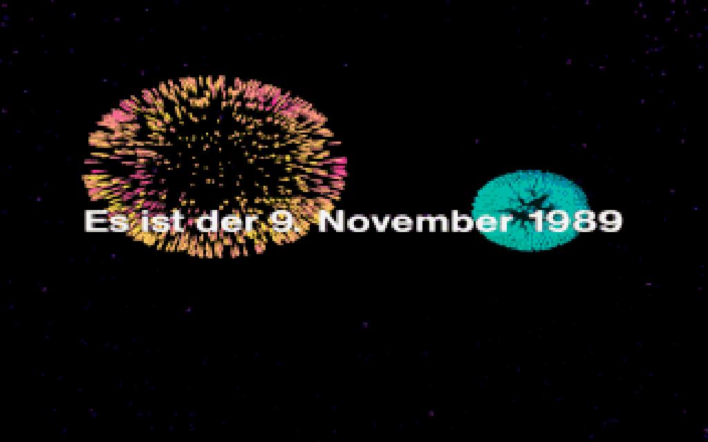 Es ist der 9.November 1989. (Bild: Sunflowers)
