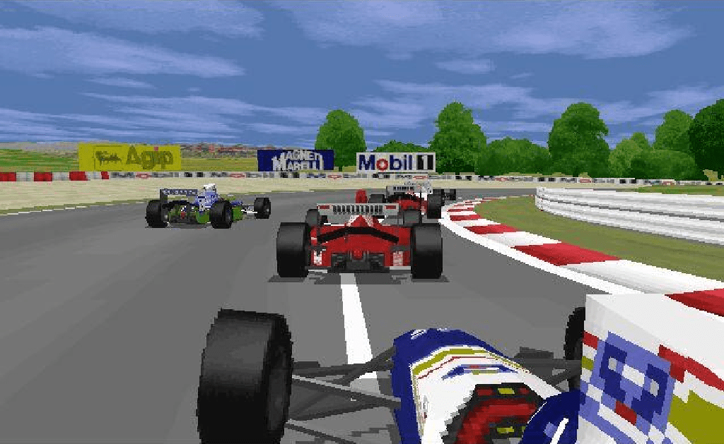 Grand Prix II. (Geoff Crammond, 1996)