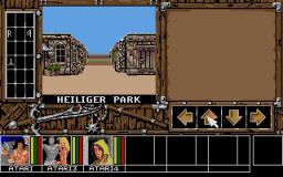 Spirit of Adventure ist ein Dungeon Crawler von Starbyte und erschien 1991. (Bild: Attic)