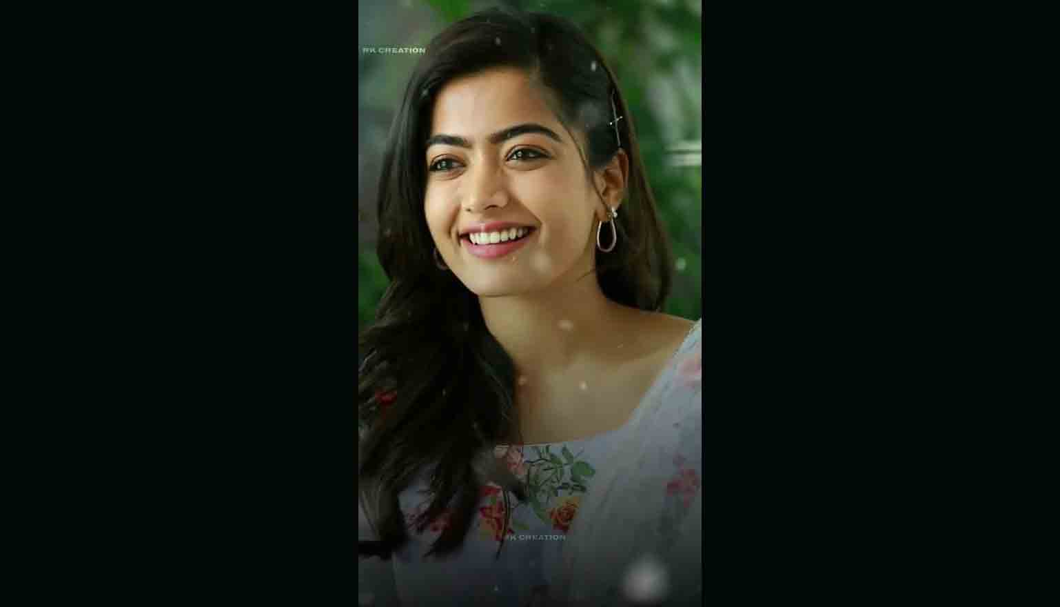 Rashmika Krithi Whatsapp Status New Love