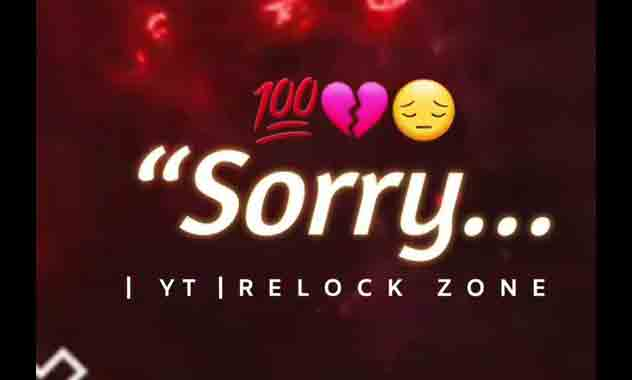 Sorry emotional videos marathi status attitude boys girls status for WhatsApp