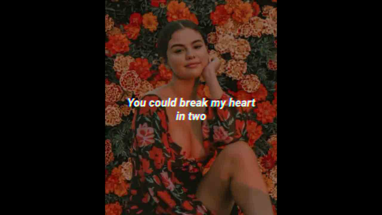 Read more about the article Selena Gomez English Song Whatsapp Status Lyrics Video