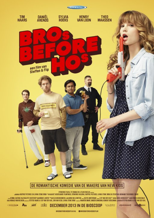 bros before hos poster