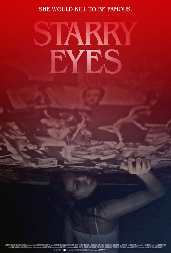 starry eyes poster 4