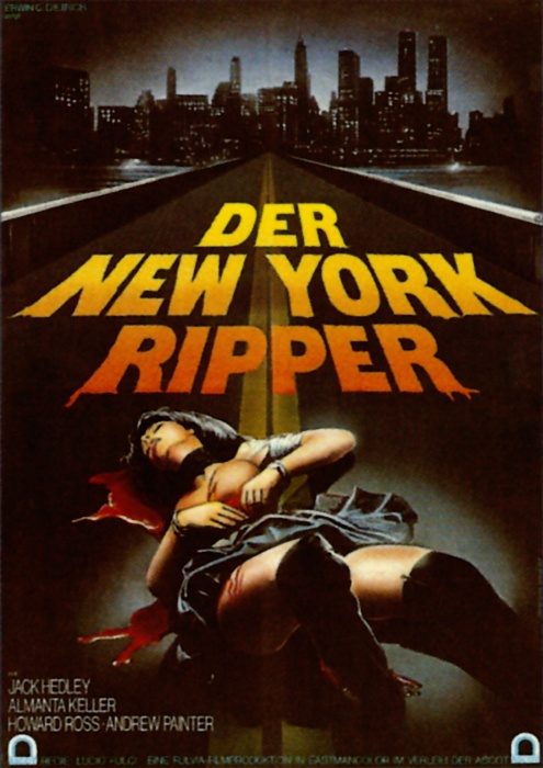 new york ripper poster 1