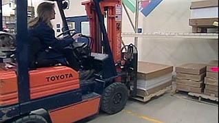Forklift Training - OSHA