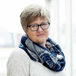 Portrett av Astrid Østensen