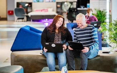 Lærer å lede digitale prosesser