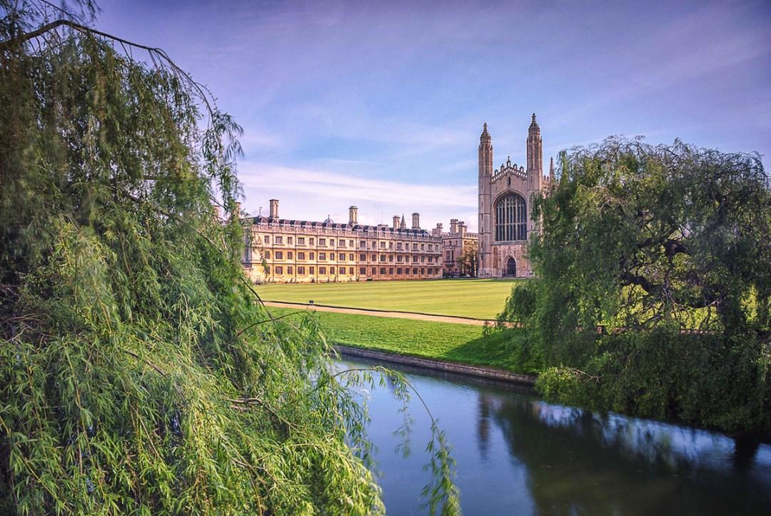 Foto av Cambridge University