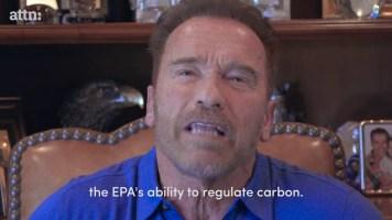 Arnold Schwarzenegger On Pollution