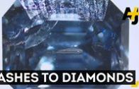 Making Diamonds From Human Ashes