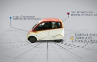 Shell Concept Car Launched In Collaboration With Geo Technology And Gordon Murray Design