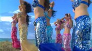 The Belly Dance Mermaids
