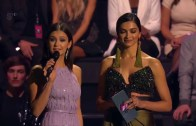 Deepika Padukone At MTV EMA Red Carpet