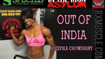Deepika Chowdhury: The First Indian Pro Figure Athlete