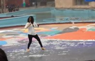 Delhi University Girl Dances On Gandi Baat