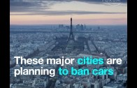 These Major Cities Are Planning To Ban Cars