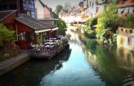 Fairy Tale Village Of Colmar, France