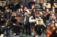Amazing 7-Year-Old Orchestra Conductor