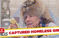 Capturing A Homeless Woman Prank
