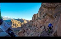 Extreme Mountain Biking In Moab