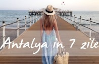 A 7 Days Trip To Antalya, Turkey