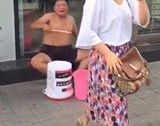 An Amazing Chinese Street Drummer