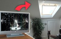 Broken TV Can Be Converted Into An LED Panel