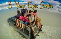 A 3-Year Selfie Journey Around The World In One Amazing Video