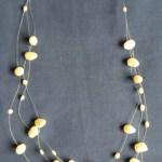collier vraies perles