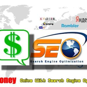 earn monny with seo