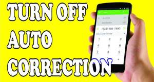 turn-off-auto-correct