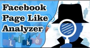 Facebook Like Analyzer