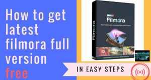 Filmora Full Version