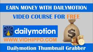 Download Dailymotion thumbnail