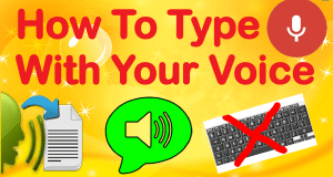 google voice typing commands