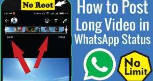 Send Full Video on Whatsapp