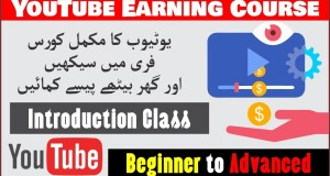 Youtube Earning Course