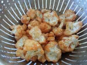 CauliflowerMixedWithKetchup
