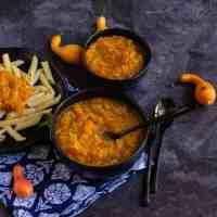 Instant Pot Butternut Squash Pasta Sauce | Vegan & Gluten-Free