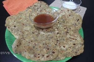 CookedParatha