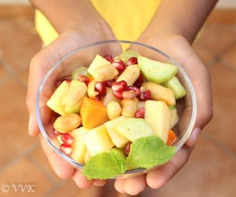 fruitvegetablechaat
